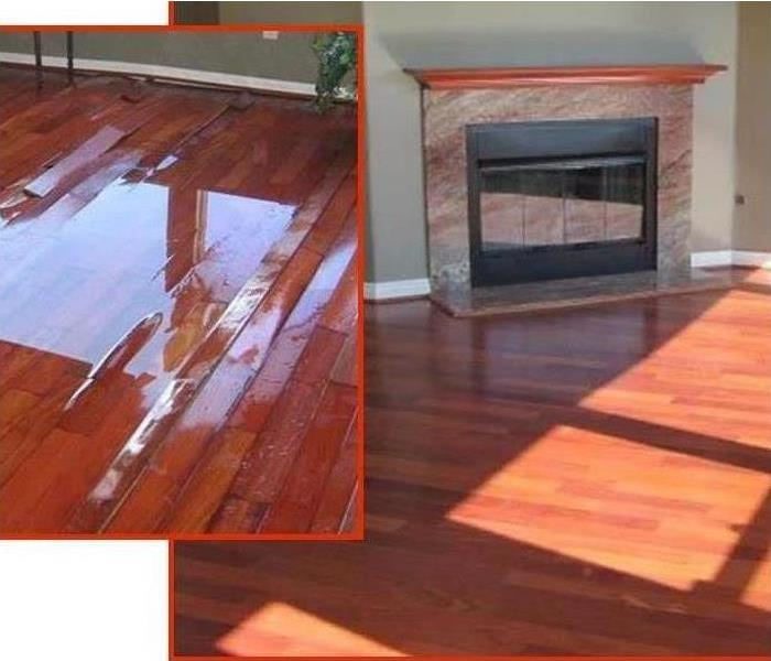 Water Damage Hardwood Floors Ruined by Water? Think Again!